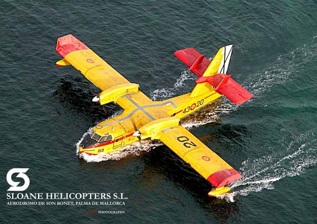 Sloane Helicopters,
